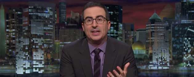 John Oliver Over De Orlando Shooting