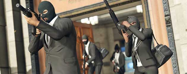 Trailer Nieuwe Update GTA Online: Finance & Felony