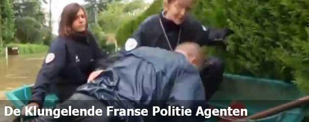 De Klungelende Franse Politie Agenten