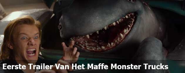Eerste Trailer Van Het Vrij Maffe Monster Trucks