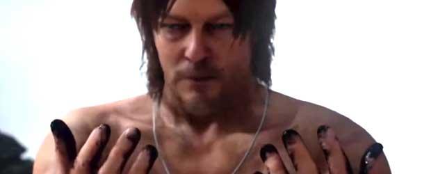 Kojima's Death Stranding E3 2016 Trailer