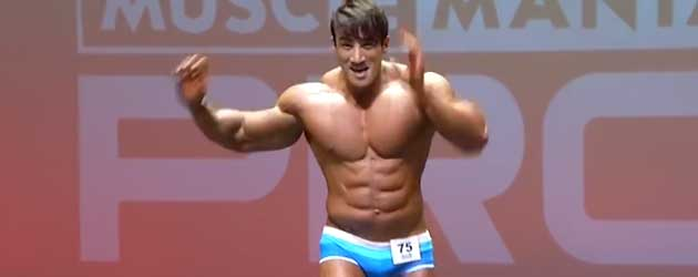 Jij Moet Gegarandeerd Lachen Om Deze Bodybuilder, Muscle Mania!