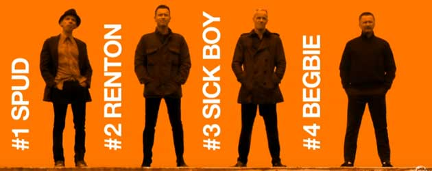 T2 :Trainspotting Trailer 1