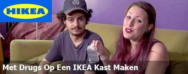 Drugs gebruiken en een IKEA kast in elkaar zetten, kan dat?