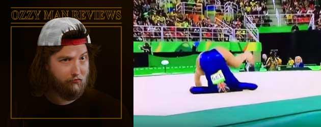 Yessssssss! Ozzy Man Reviews Olympische Hoogtepunten!