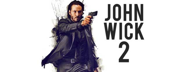 First Look John Wick: Chapter Two