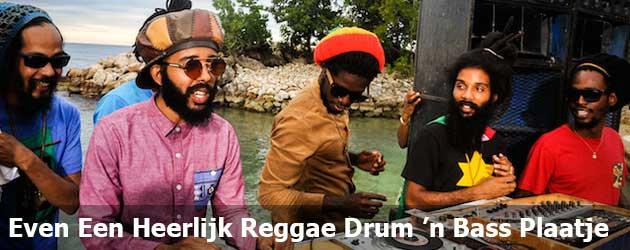 Even Een Heerlijk Reggae Drum 'n Bass Plaatje