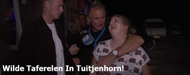 Wilde Taferelen In Tuitjenhorn!