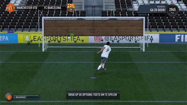 FIFA 17 Trainen