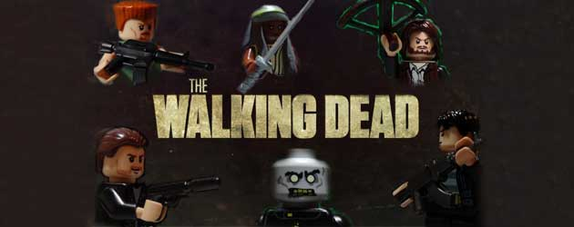 Laatste Aflevering The Walking Dead In LEGO