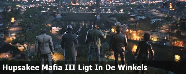 Hupsakee Mafia III Ligt In De Winkels