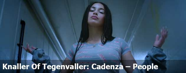 Knaller Of Tegenvaller: Cadenza – People