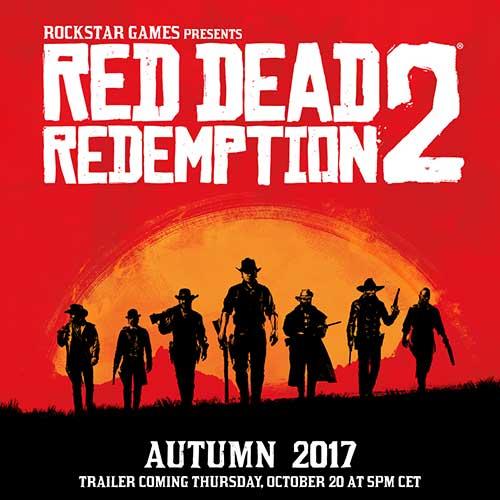 Rockstar Games kondigt Red Dead Redemption 2® aan in najaar 2017