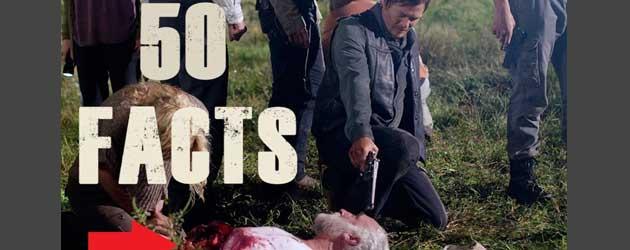 50 feiten over The Walking Dead die jij nog niet wist
