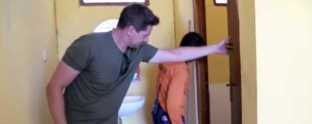 Cameraman Planet Earth 2 vindt iets Heel bijzonders in zijn badkamer