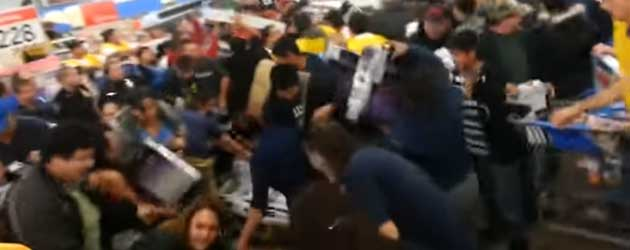 De Top 10 Aller Slechtste Black Friday Fight Fails