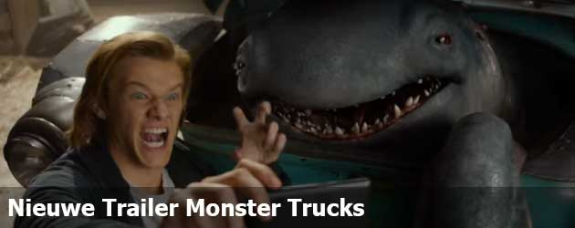 Nieuwe Trailer Monster Trucks