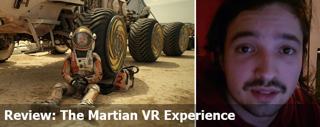 Review: The Martian Vr Experience