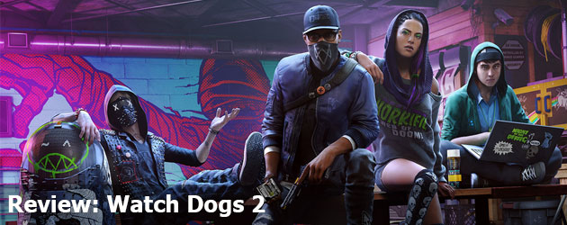 Review: Watch Dogs 2