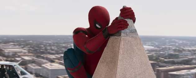 Eerste Trailer Spider-Man: Homecoming