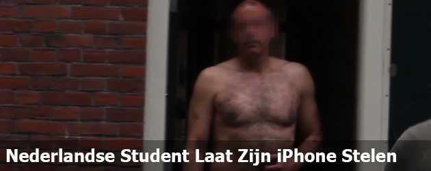 Nederlandse Student Laat Zijn iPhone Stelen En Maakt Daar Een Film Van