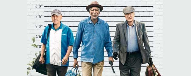 Trailer Comedy Going In Style Met Morgan Freeman En Michael Caine