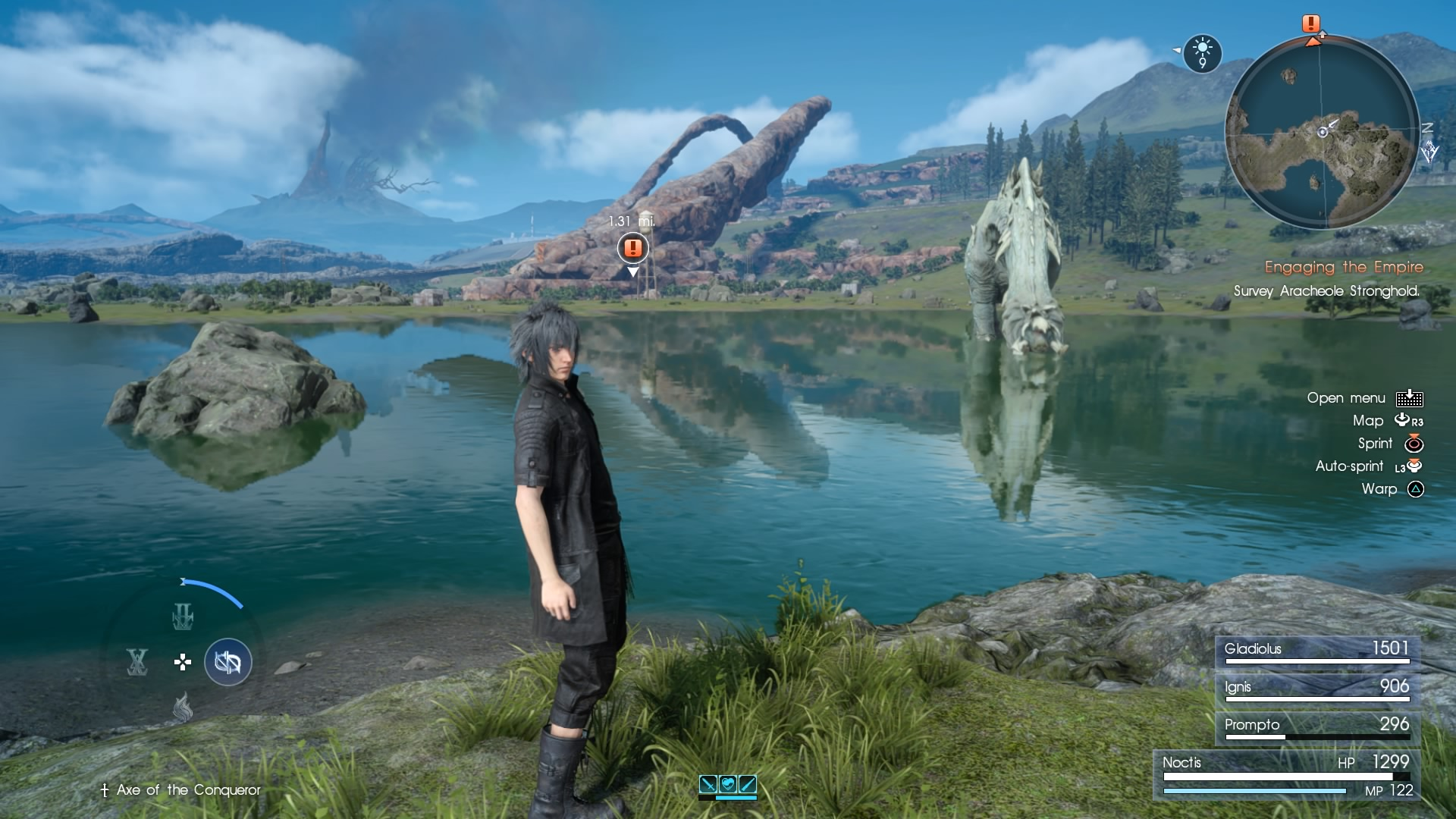 Review: Final Fantasy XV