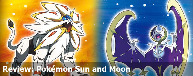 Review: Pokémon Sun & Moon