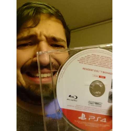 Filip Doodsbang Voor Review Resident Evil 7