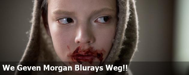 We Geven Morgan Blurays Weg!!