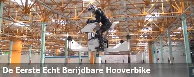 De Eerste Echt Berijdbare Hooverbike