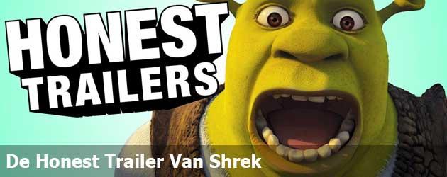De Honest Trailer Van Shrek