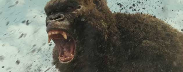 Epic Final Trailer Kong: Skull Island