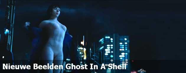Nieuwe Beelden Ghost In A Shell