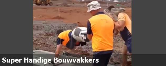 Super Handige Bouwvakkers