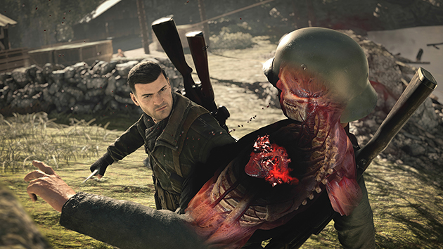 Review Sniper Elite 4