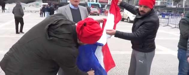 Boze Erdogan Turken Snappen De Nederlandse Vlag Niet