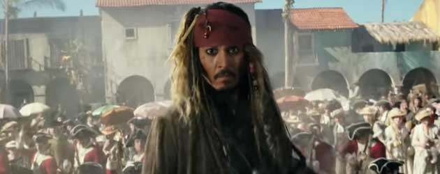Pirates Of The Caribbean: Dead Men Tell No Tales trailer 3