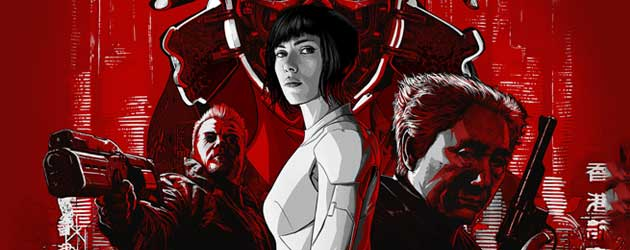 Review Ghost in a Shell