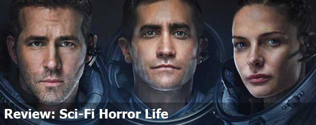 Review: Sci-Fi Horror Life