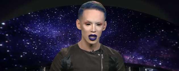 Hij Wil Zich Laten Ombouwen Tot Seksloze Alien