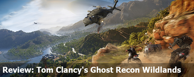 Review Tom Clancys Ghost Recon Wildlands