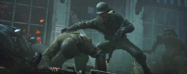 Eindelijk! Call Of Duty Gaat Terug Naar WWII!