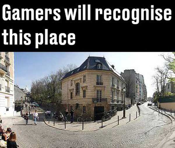 Gamers Zullen Deze Plek Meteen Herkennen