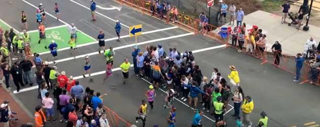 Oversteken Tijdens De Marathon, Zo Do Je Dat
