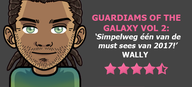 Review Guardians Of The Galaxy Vol 2