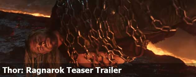Thor: Ragnarok Teaser Trailer