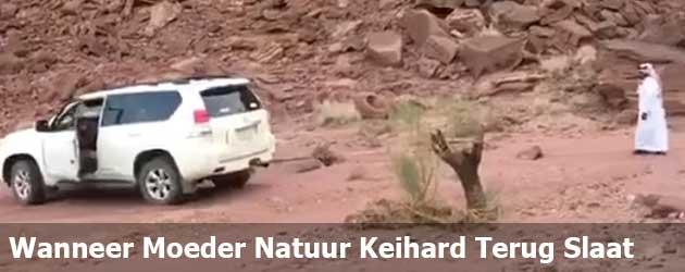 Wanneer Moeder Natuur Keihard Terug Slaat