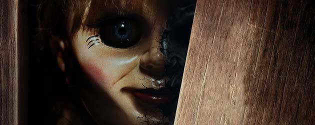 Bloedje Enge Trailer Annabelle: Creation