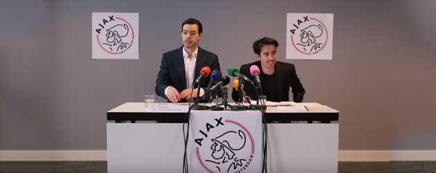 Ajax: Arrogant Of Zelfverzekerd? Oordeel zelf!